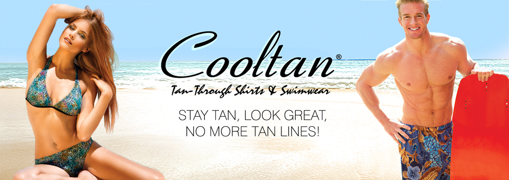 Cooltan Tan-Through Sportswear - UPBRA Push-up Bras